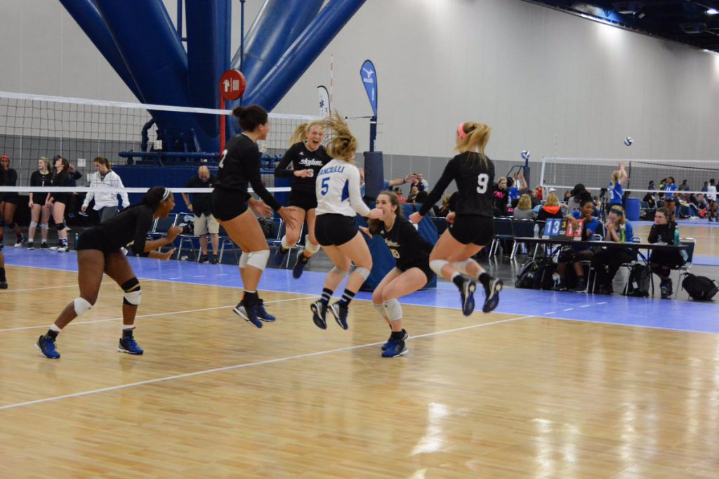 Mission Core Values Jacksonville Skyline Volleyball