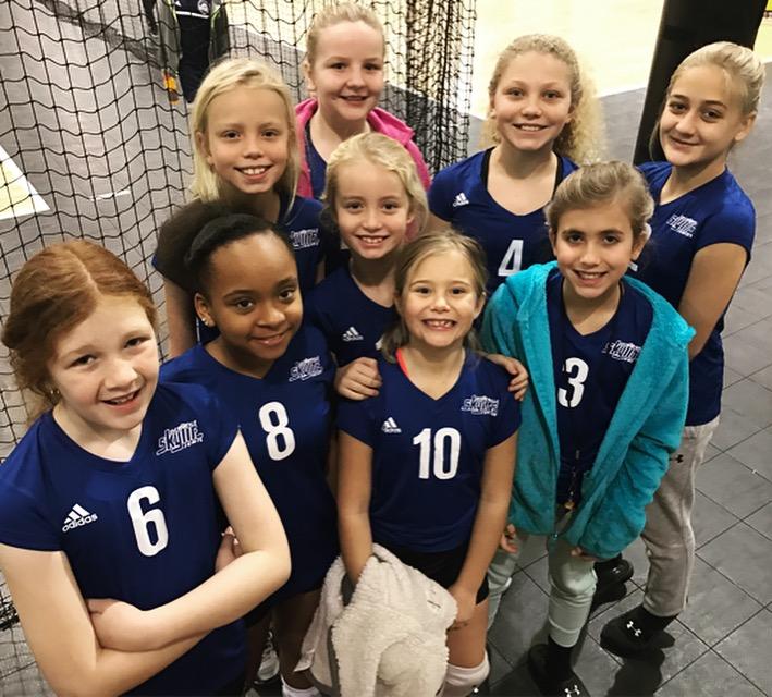 11r Tournament Jacksonville Skyline Volleyball